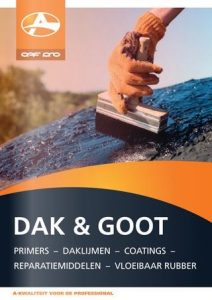 Folder dak en goot OAF